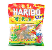 Haribo Haribo zure wormtjes 80gr