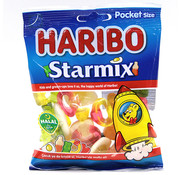 Haribo Haribo Sterren mix snoepjes 80gr