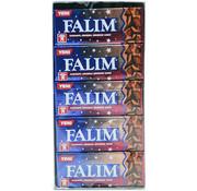 Falim Falim Kruidnagel (Karanfil )Kauwgom 20 x 5  stuks