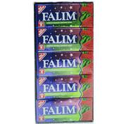Falim Falim kauwgom Watermeloen smaak 20x5 stuks