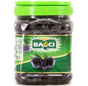 Bagci Bagci kleine zwarte olijven 900gr