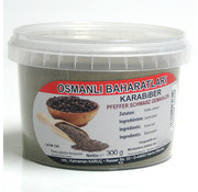 Osmanli Osmanli zwarte peper poeder kruiden 300gr