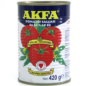Akfa Akfa tomatenpuree (salca)420gr