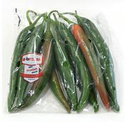 GF Peperoni scherpe groene pepers zakje 250gr