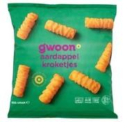 G'WOON G'WOON aardappelkroketjes 600gr