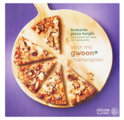 G'WOON G'WOON pizza funghi