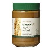 G'WOON Pindakaas 100% naturel 350gr