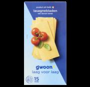 G'WOON G'WOON lasagnebladen