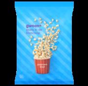 G'WOON G'WOON Popcorn zout 100gr
