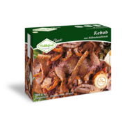 Mekkafood Mekkafood Kebab 300gr