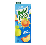 DubbelFrisss DubbelFrisss appel & perzik