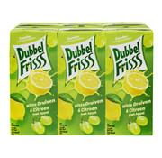 DubbelFrisss DubbelFrisss witte druif & citroen multipack