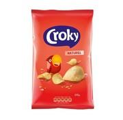 Croky Croky Chips naturel 215gr