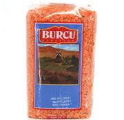 Burcu Burcu rode linzen (plat) 500gr
