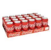 Coca Cola Coca cola - tray 24 stuks