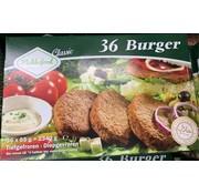 Mekkafood Mekkafood hamburger 36st