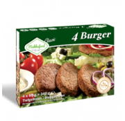 Mekkafood Mekkafood classic kipburger 4st