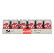 Coca Cola Coca Cola light - tray 24 stuks EU