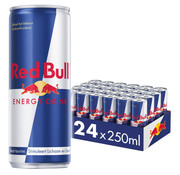Red bull Red Bull energy drink - tray 24 stuks