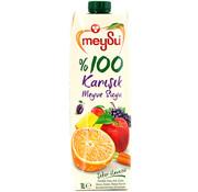 Meysu Meysu 100% Gemixte fruitsap 1L