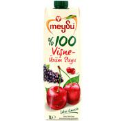 Meysu Meysu 100% Kers en Druiven sap 1L