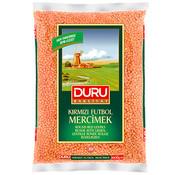 Duru Duru rode linzen (rond) 1kg