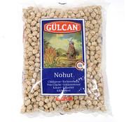 Gulcan Gulcan kikkererwten / nohut 1kg