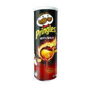 Pringles Pringles Hot & Spicy 165gr