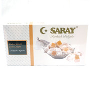 Saray Turks fruit ( lokum) naturel 400gr