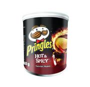 Pringles Pringles Hot & Spicy 40gr