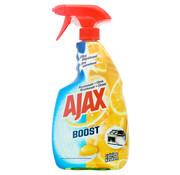 Ajax Ajax boost soda &citroen spray 750ml