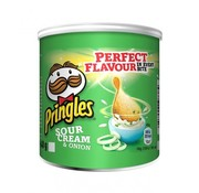 Pringles Pringles Sour Cream & Onion 40gr