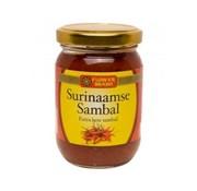 Flowerbrand Surinaamse sambal 200gr