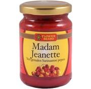 Flowerbrand Sambal madam jeanette rood