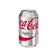 Coca Cola Coca cola light - blik 33cl