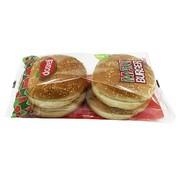 Dosteli Hamburger brood groot 4stuks