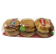 Dosteli Hamburgerbroodjes normaal 6 stuks