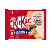 KitKat KitKat chunky Peanut butter 4-pack