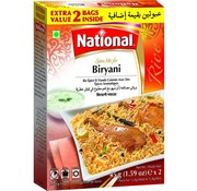 National Biryani kruidenmix