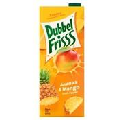 DubbelFrisss Dubbelfriss Ananas Mango 1.5L