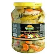 Yorukoglu Geconserveerde gemixte groenten 5kilo ( Tursu )