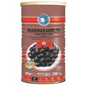Marmarabirlik Marmarabirlik Super Zwarte olijven 800gram