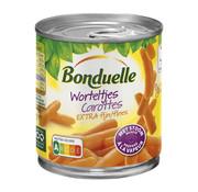 Bonduelle Bonduelle wortels 130gr