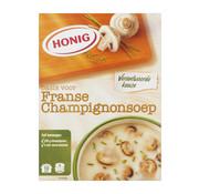 Honig Honig Franse champignonsoep
