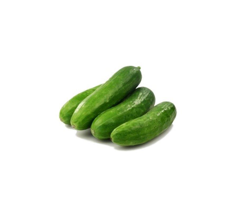 Snoepgroente komkommer