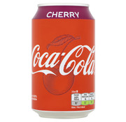 Coca Cola Coca Cola cherry 330ml
