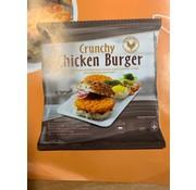 Supervers Krokante Hot Kip Burgers 1kg