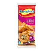 Superfresh Bladerdeeg 1kg