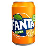Fanta Fanta Orange blikje