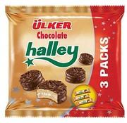 Ulker Halley 3-pack